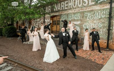 Old Cigar Warehouse Wedding | Andy & Carrie