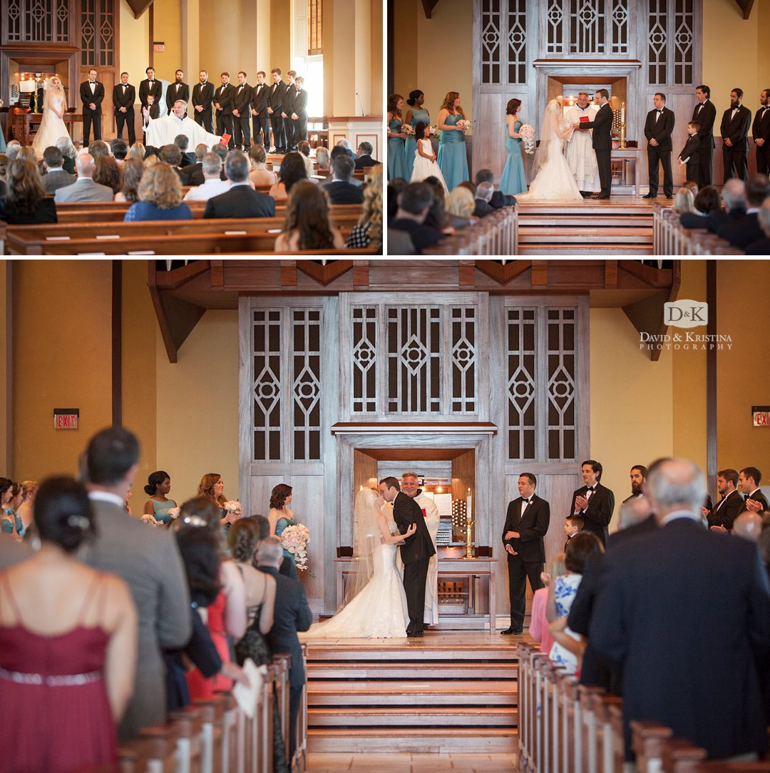 Father Patrick Tuttle wedding officiant