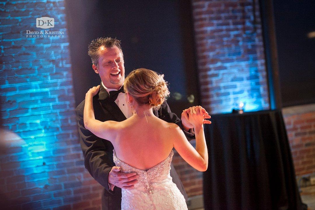 Clara dances with Rob