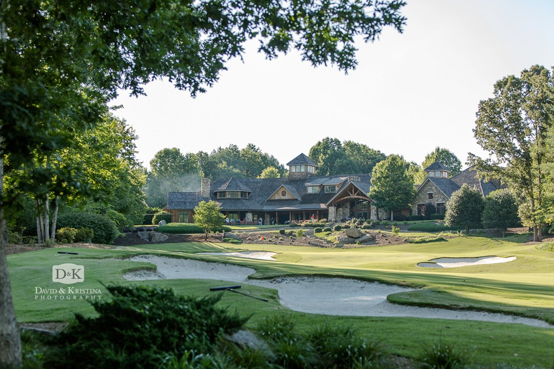 Cliffs at Keowee Vineyards Clubhouse