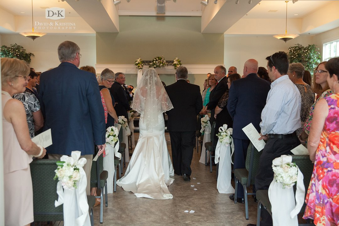 Christ Community Church wedding