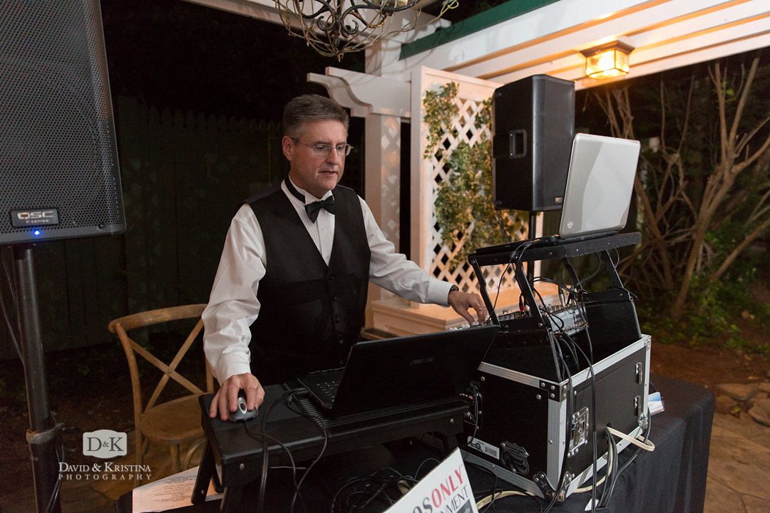 Pros Only Entertainment DJ Robert Batson at Twigs Tempietto