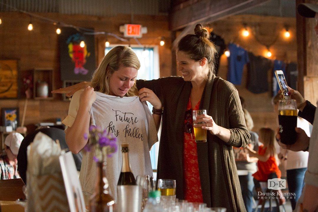 Future Mrs. Miller t-shirt