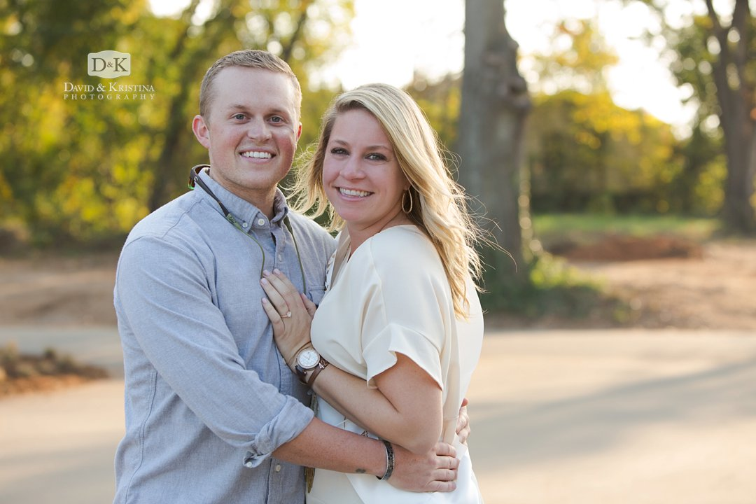 Tyler and Corie engaged!