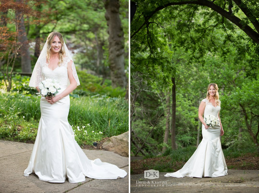 Chancie Lewis bridal portrait