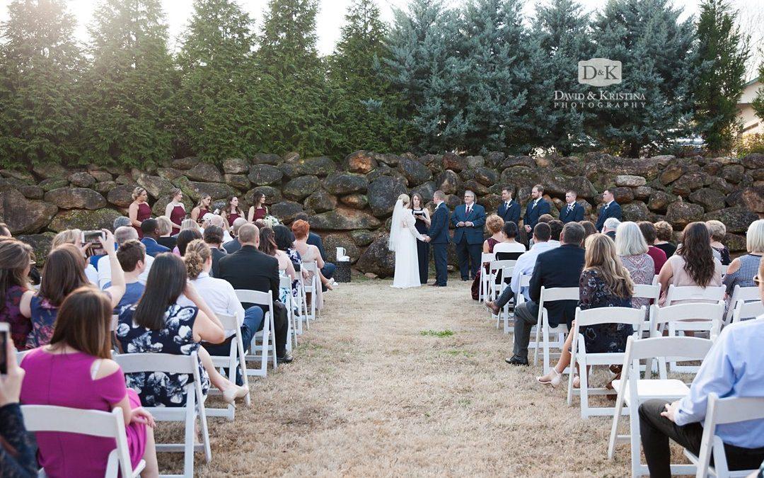 Larkin's Sawmill Wedding – Tyler & Corie