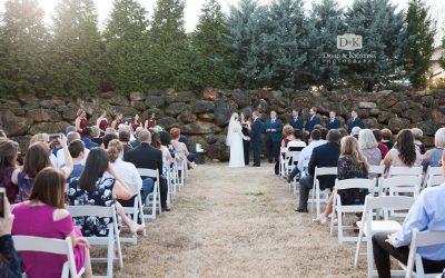 Larkin's Sawmill Wedding | Tyler & Corie