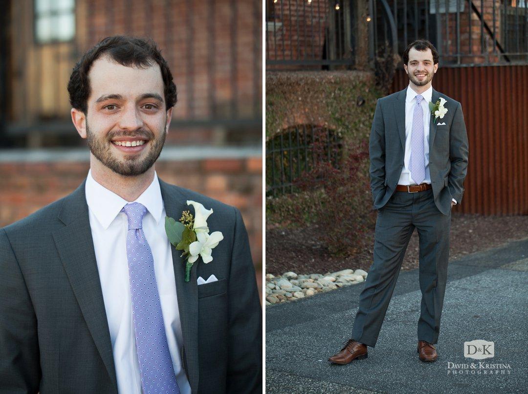 Michael the groom
