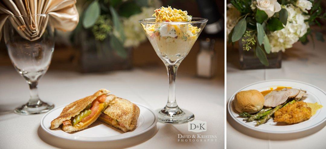 Laurenda's Family Restaurant and Catering wedding reception