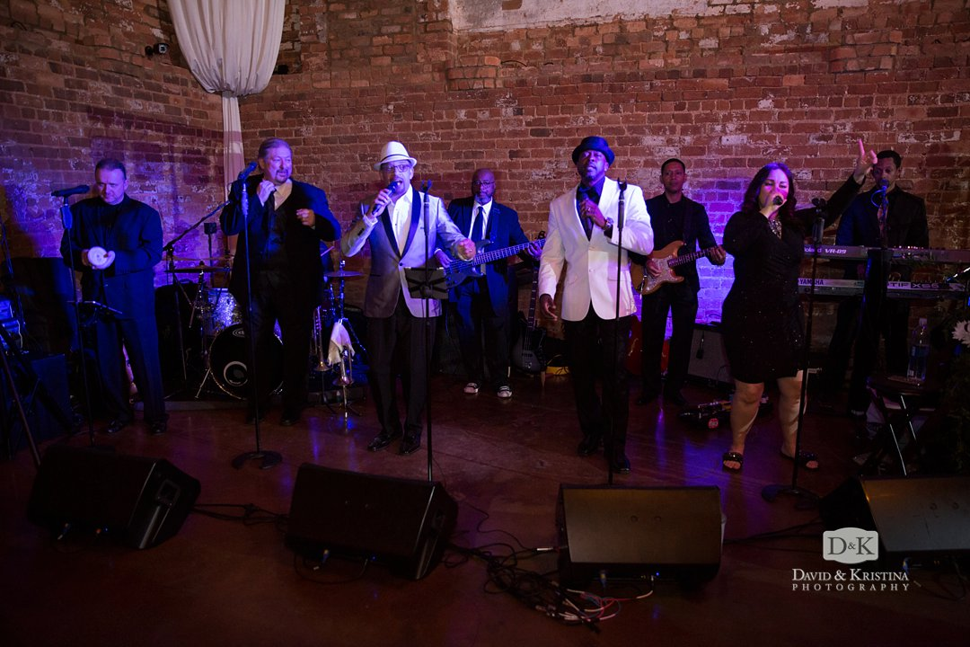 The Right To Party Band at Old Cigar Warehouse