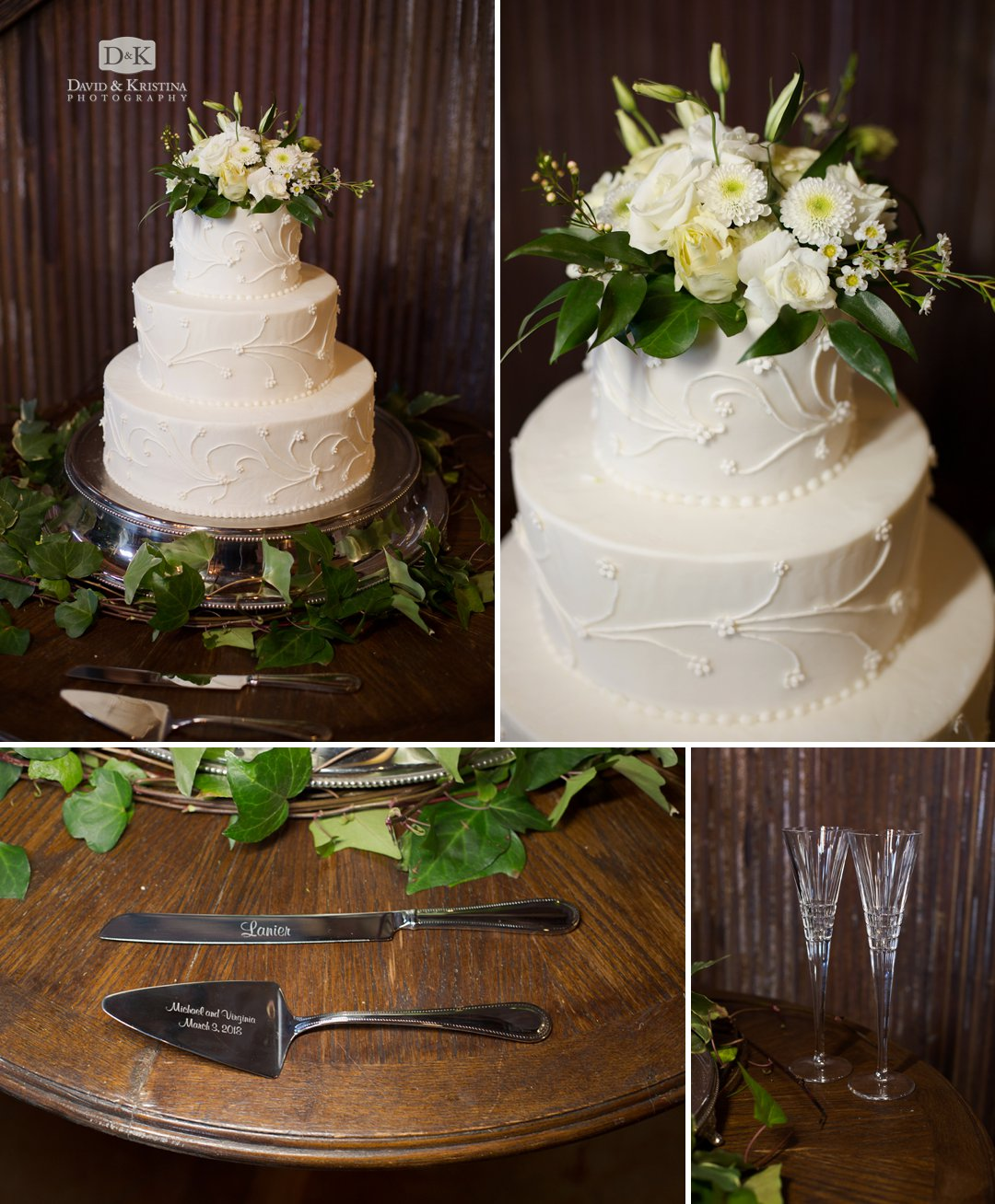 wedding Cake by Margaret Coleman
