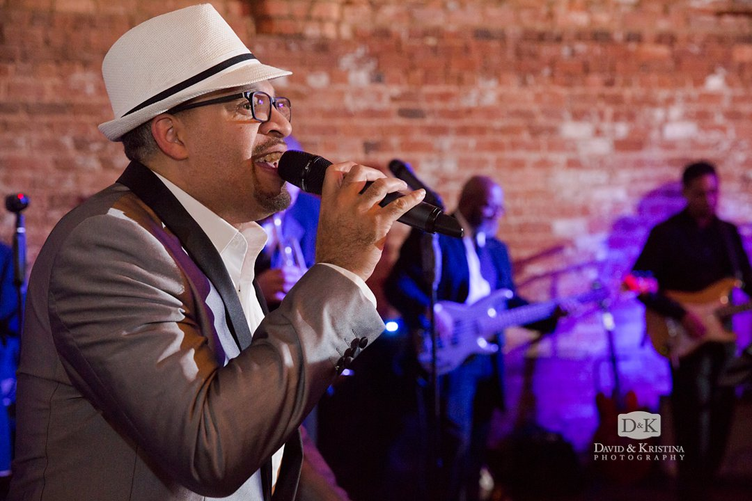 Right To Party wedding band