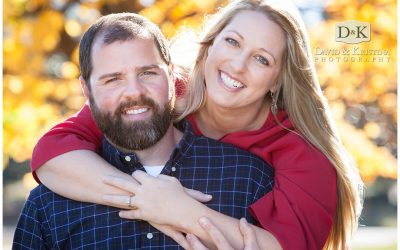 Bradley and Rebekah's Engagement Photos