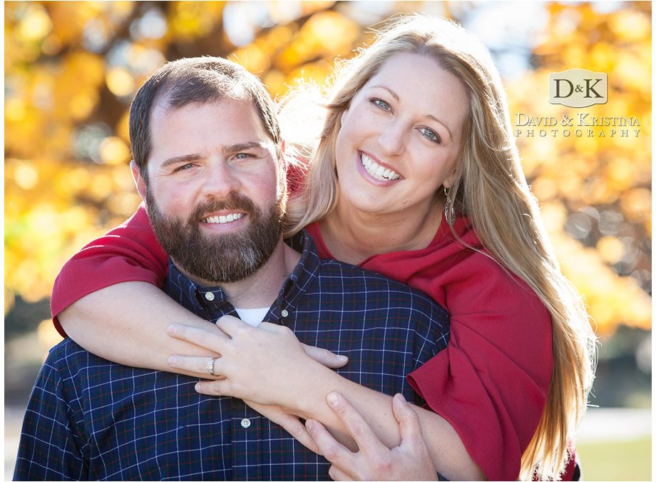 Bradley and Rebekah's Engagement Photos