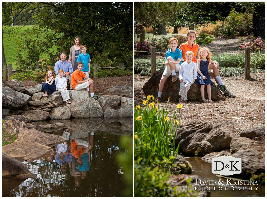 family portrait session by David and Kristina