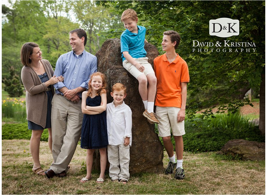 Family Portraits at Furman – The Romosers