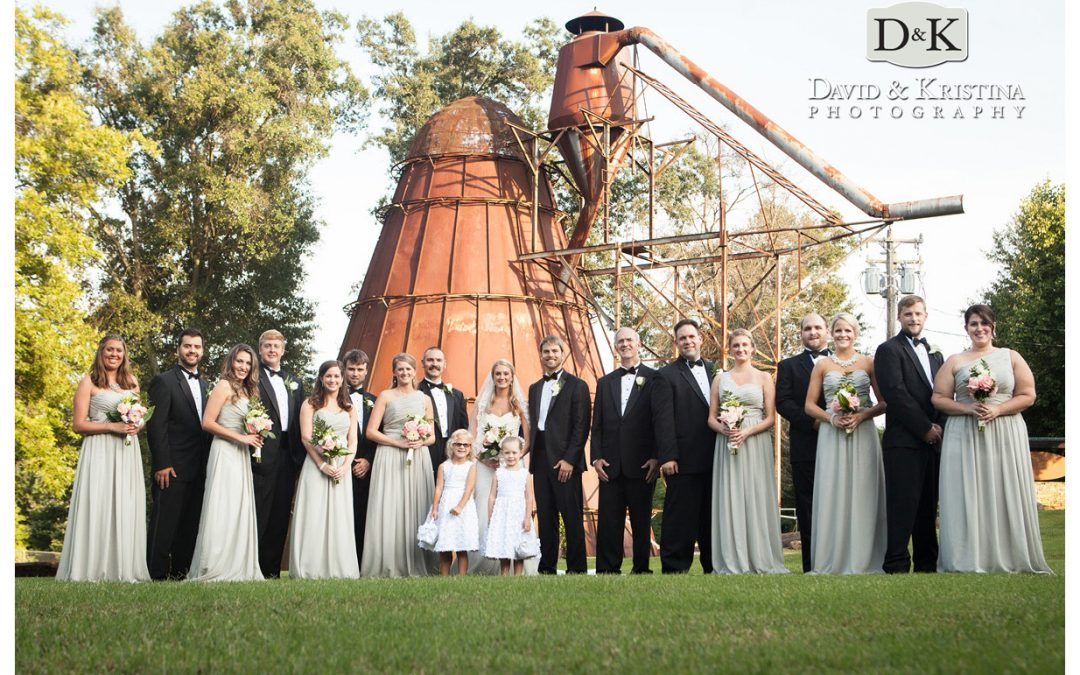 Larkin's Sawmill Wedding | Adam & Danielle