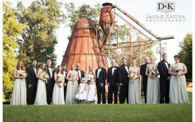 Larkin's Sawmill Wedding | Adam & Danielle