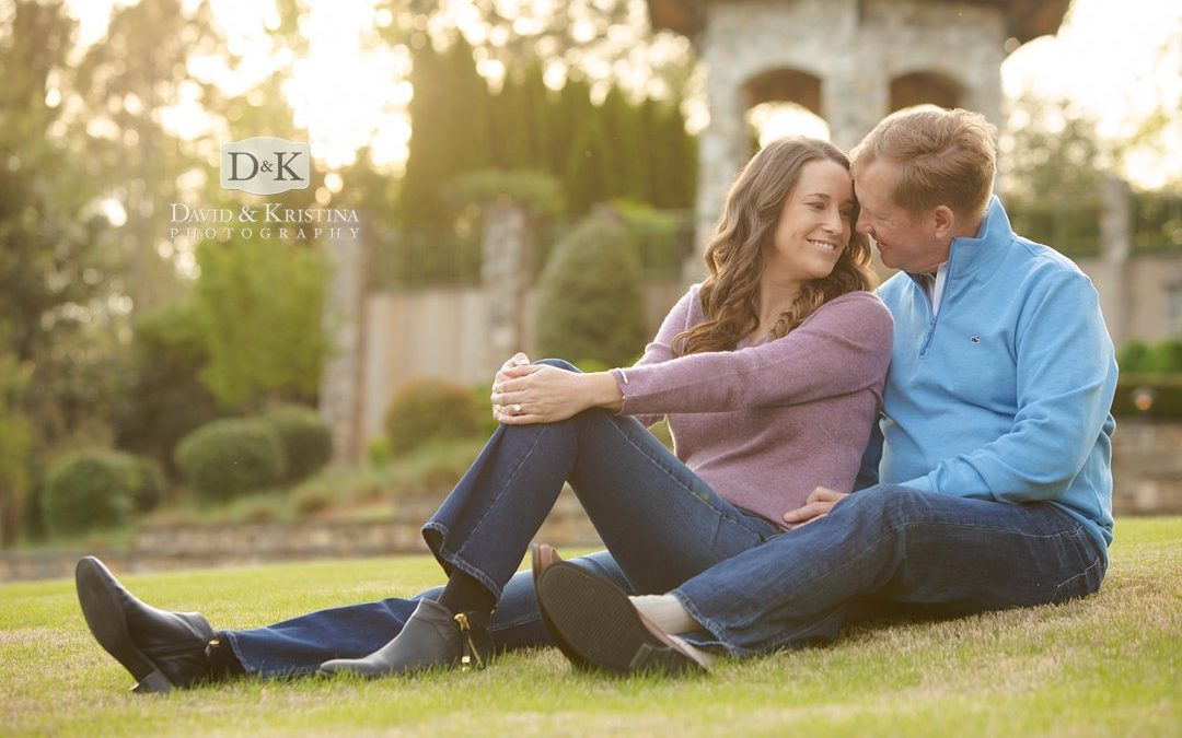 The Reserve at Lake Keowee Engagement Photos | Bob & Christina