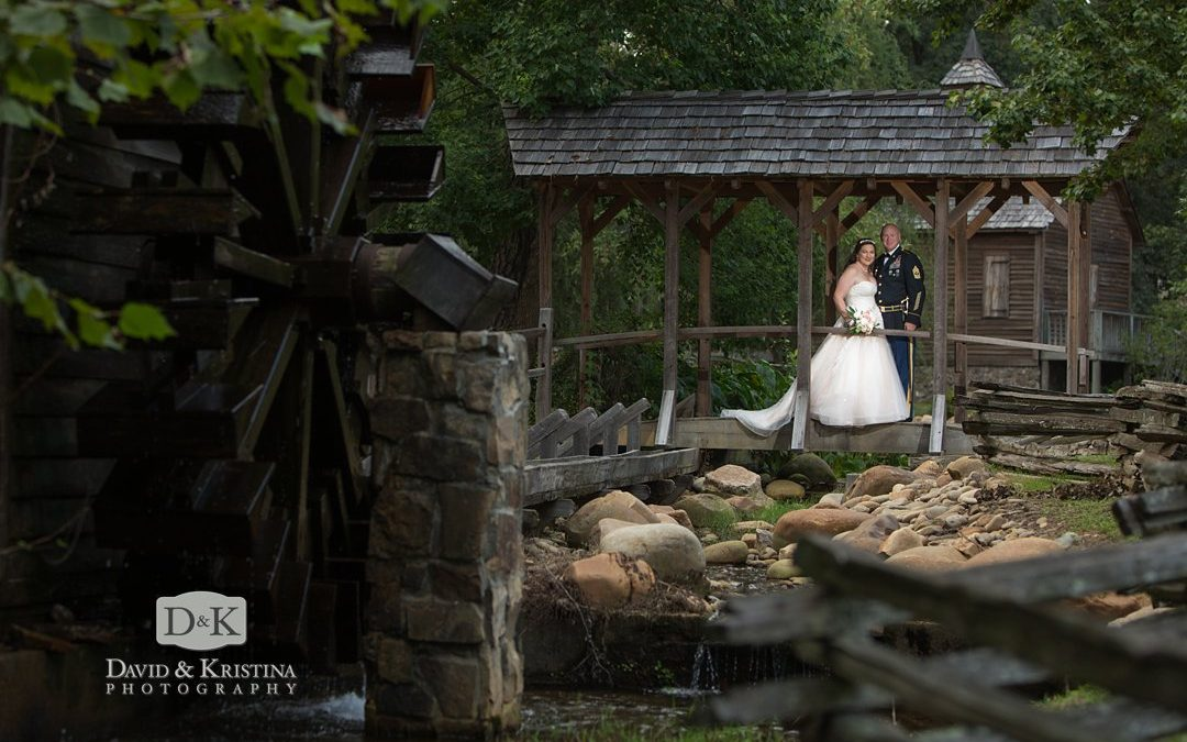 Living History Park Wedding | Steve & Hillary