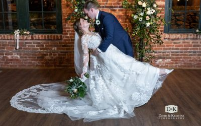 Larkin's The L Wedding | Christian + Carlee